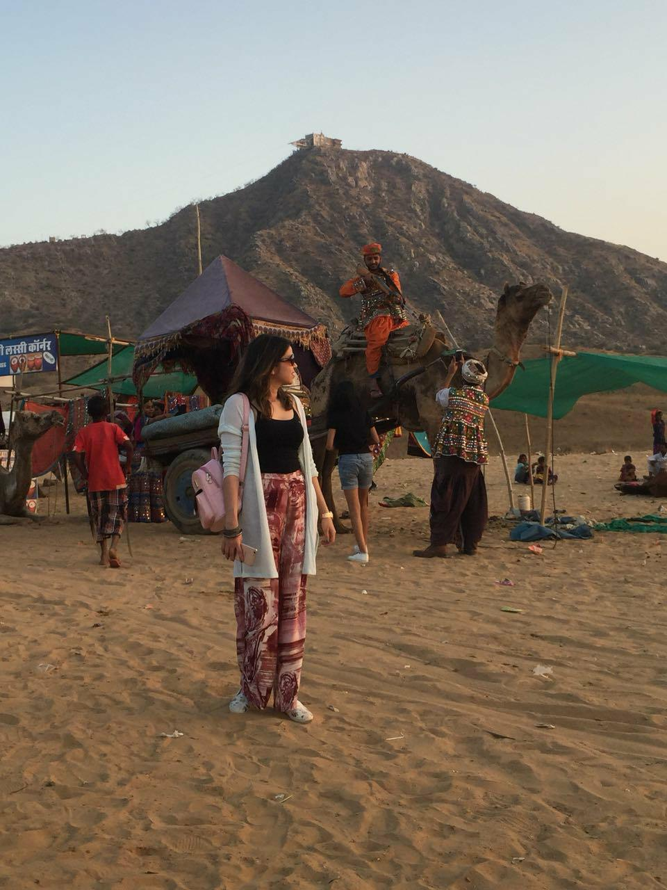 Celebrate Holi in Pushkar: Bucket-list check